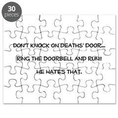 don't knock Puzzle
