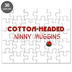 cotton-headed ninnymuggins Puzzle