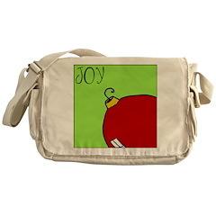 Xmas JOY Messenger Bag