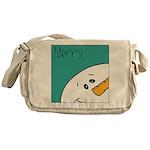 xmas merry Messenger Bag