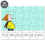 let it snow! Puzzle