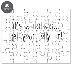 jolly on! Puzzle