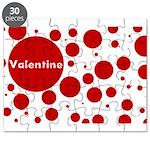 Valentine dots Puzzle