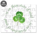 irish blessing Puzzle