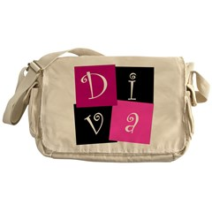 DIVA Messenger Bag