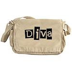 diva blocks-colors.png Messenger Bag