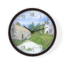 Fishin' Hole Wall Clock