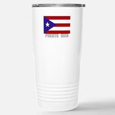Puerto Rico Bandera Mugs