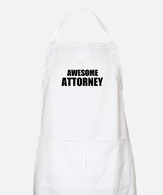Awesome attorney Apron