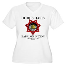 Horus Oasis logo T-Shirt