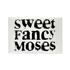 Sweet Fancy Moses Rectangle Magnet