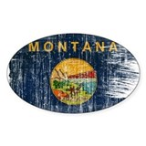 Montana Bumper Stickers