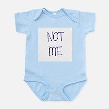 Not Me Infant Creeper
