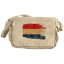 Netherlands Flag Messenger Bag