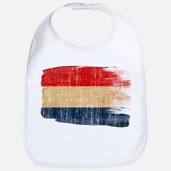 Netherlands Flag Bib