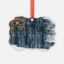 Nevada Flag Ornament