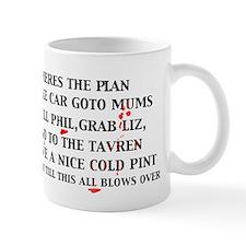 the plan Mug