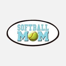 softball mom(white).png Patches