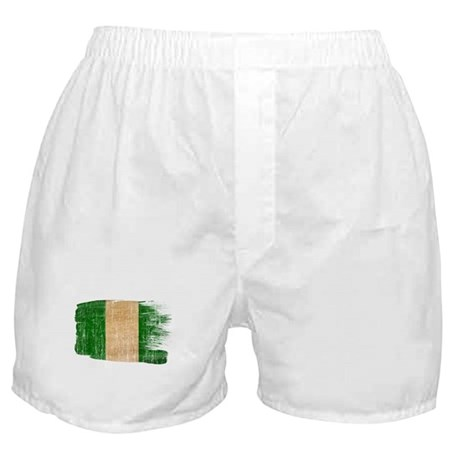 Nigeria Flag Boxer Shorts