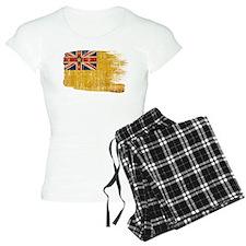 Niue Flag pajamas