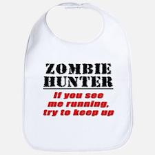 Zombie Hunter Bib
