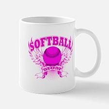 Softball mom Mug