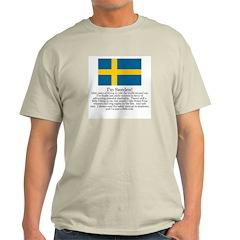 Sweden Gray T