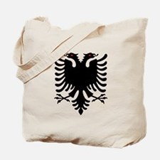 Albanian Eagle Tote Bag
