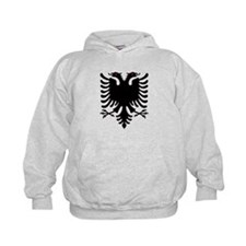 Albanian Eagle Hoodie