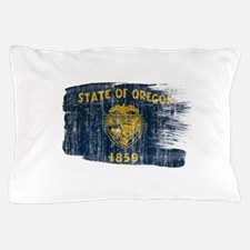 Oregon Flag Pillow Case