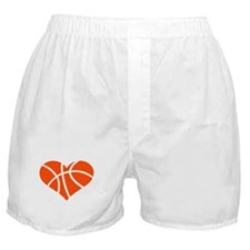 Basketball heart Boxer Shorts