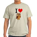 I_Heart_Opie Light T-Shirt