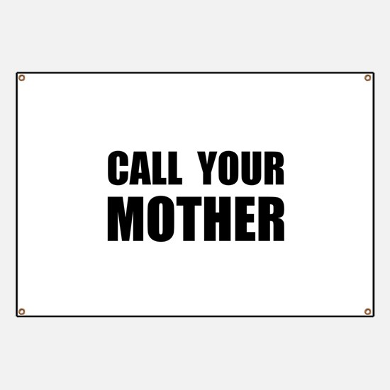 Call Your Mother Black.png Banner