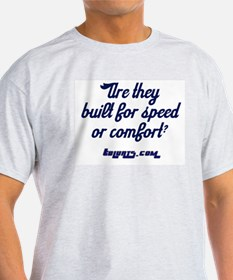are they built for speed or for comfort?