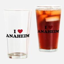 Anaheim Drinking Glass