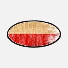 Poland Flag Patches