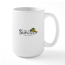 - I'm a survivor - Mug