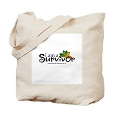 - I'm a survivor - Tote Bag