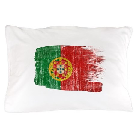 Portugal Flag Pillow Case