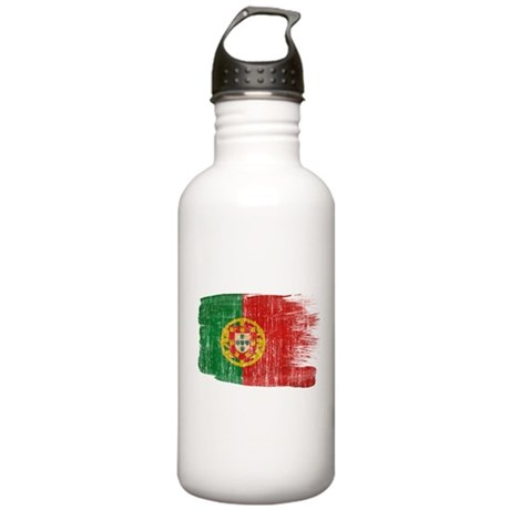 Portugal Flag Stainless Water Bottle 1.0L