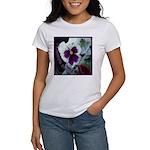 Pansies, Friends Always Women's T-Shirt