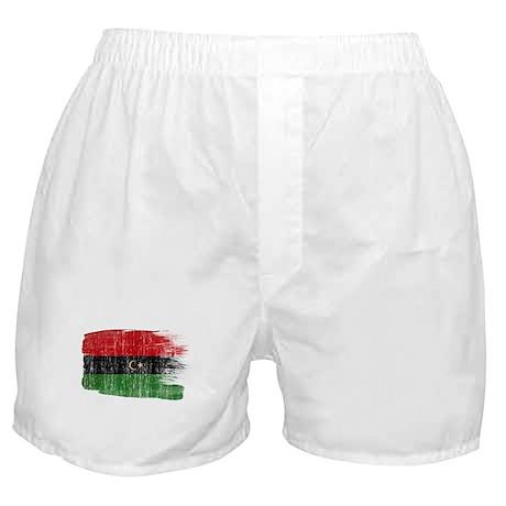 Republic of Libya Flag Boxer Shorts