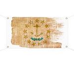 Rhode Island Flag Banner