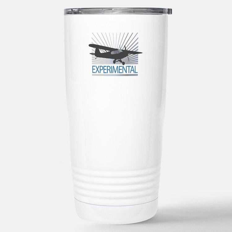 Aircraft Experimental Travel Mug
