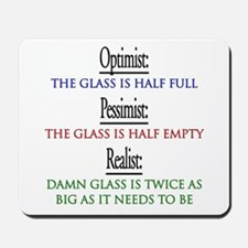 optimist.png Mousepad