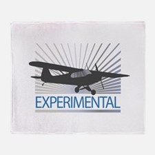 Aircraft Experimental Throw Blanket