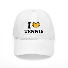 I love tennis Baseball Cap