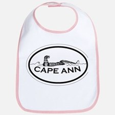 Cape Ann - Oval Design. Bib