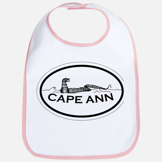 Cape Ann - Oval Design. Bib