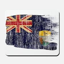 Saint Helena Flag Mousepad